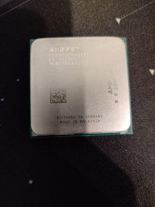 Bloque Placa 990f +AMD 8320+Disipador NOX hummer