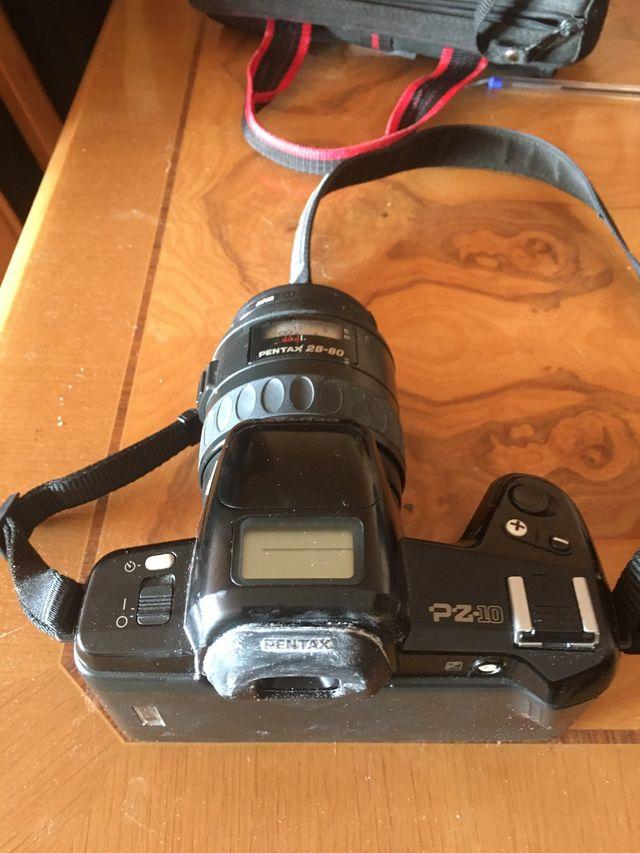 Cámara de fotos PENTAX PZ-10 Objetivo 28-80