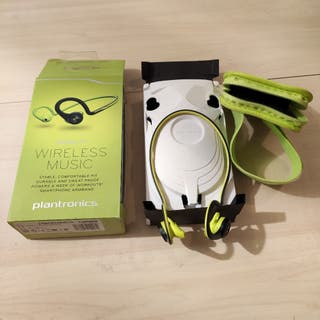 Auriculares Bluetooth Plantronics Backbeat Fit