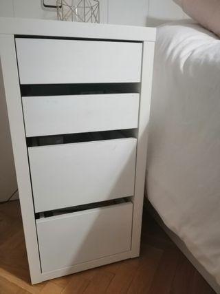Cajonera Ikea oficina/escritorio