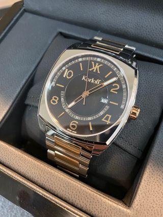 Reloj Korloff lujo muy exclusivo nuevo a estrenar