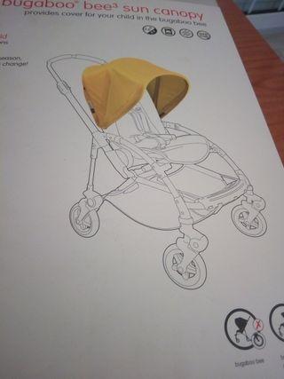 capota bugaboo bee3