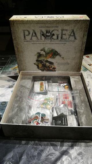 Pangea juego de mesa