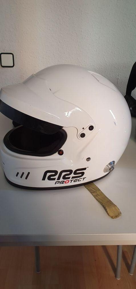 Casco RRS Protect FIA rally
