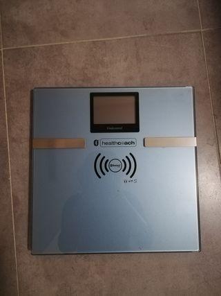 báscula de peso