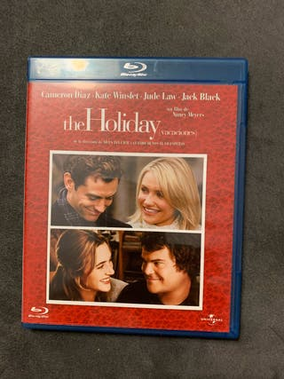 The Holiday (vacaciones) en BLU RAY