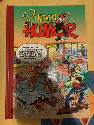 Súper humor Mortadelo y Filemón