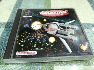 Galaxian 3 Pal completo buen estado Ps1 Psx