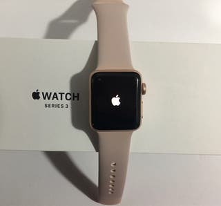 Apple Watch Serie 3 Rosa