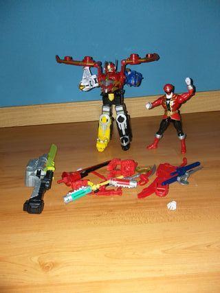 Varios Power Rangers