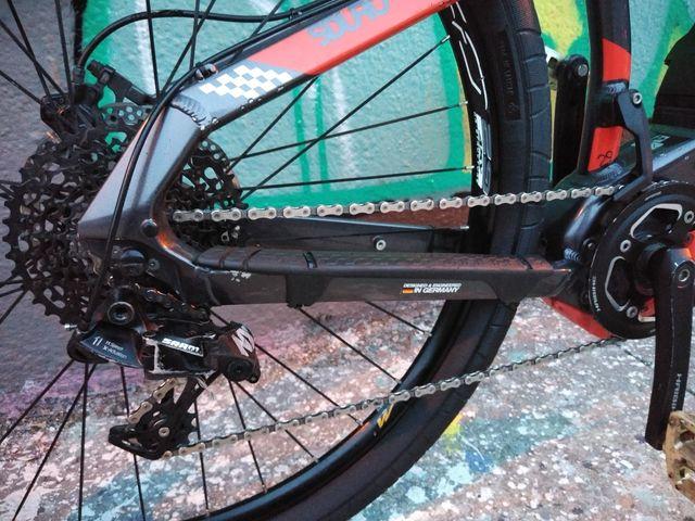 bicicleta eléctrica MTB HAIBIKE SDuro