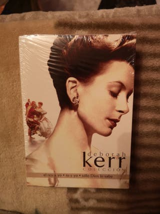 Deborah Kerr Nuevo precintado