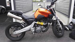 Yamaha MT 03 A2