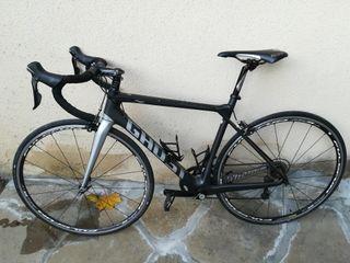 bicicleta de carretera ghost nivolet 2 carbono