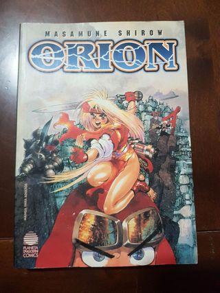 Manga Orion - Planeta de Agostini, 1999