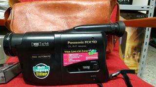 Cámara video Panasonic RX10 + funda