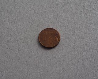 MONEDA DE 1 CENTIMO DE EURO DE ALEMANIA AÑO 2002 G