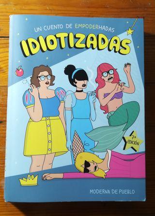 Novela gráfica Idiotizadas