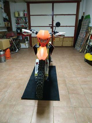 Motor Hispania RYZ pro enduro