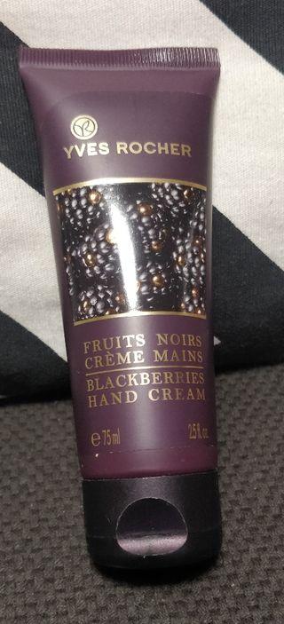 """Yves Rocher """"Edición Limitada""""Manos Fruits Noirs!!"""