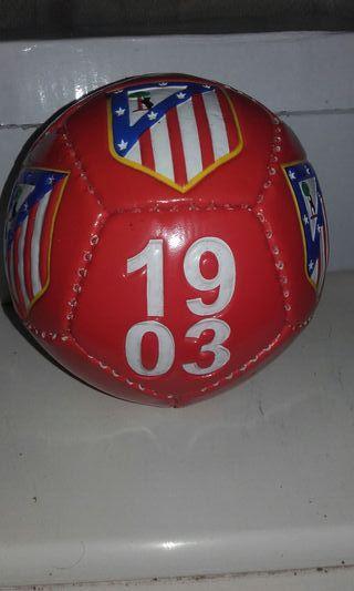 pelota ATLÉTICO MADRID