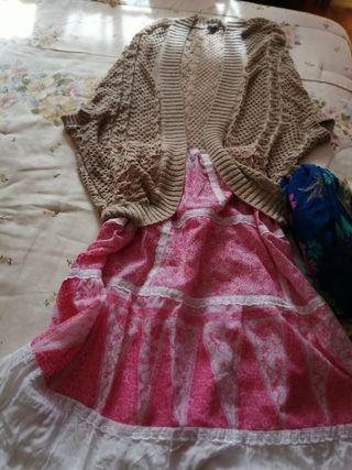 Disfraz para abuelita talla S