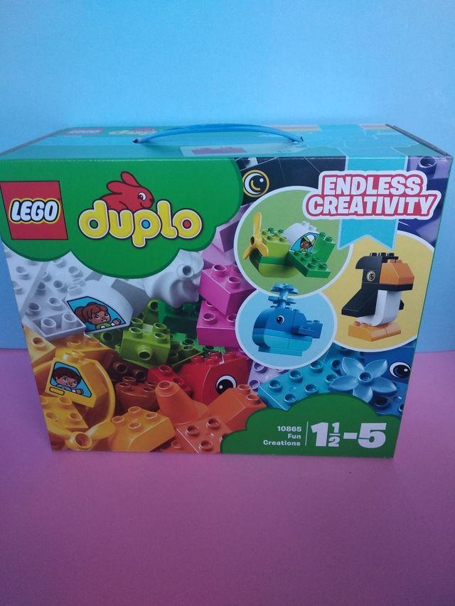 lego duplo 70 piezas