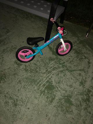 bici con poco uso