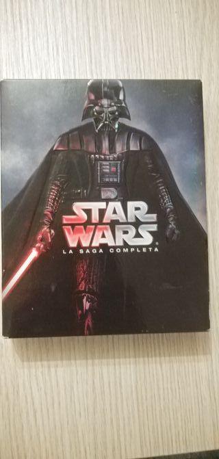 Star Wars Episodio I a Episodio VI Bluray