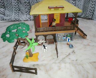 Casa safari Africa playmobil
