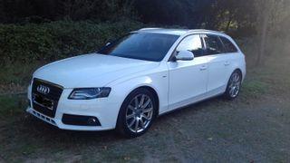 Audi a4 Avant 2.0 TDI 143 CV-S-LINE-6 VEL.