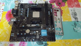Pack Amd A10 5800k +placa Msi + disipador +4gb Ram