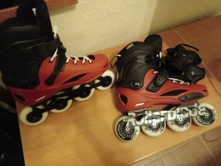 patines linea rollerblade rb 80 pro