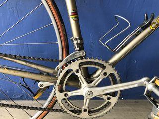 Bicicleta clásica carretera Colnago