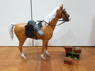 caballo oeste