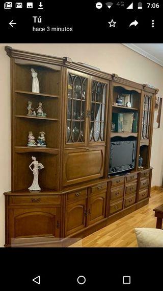 Mueble clásico de salón.