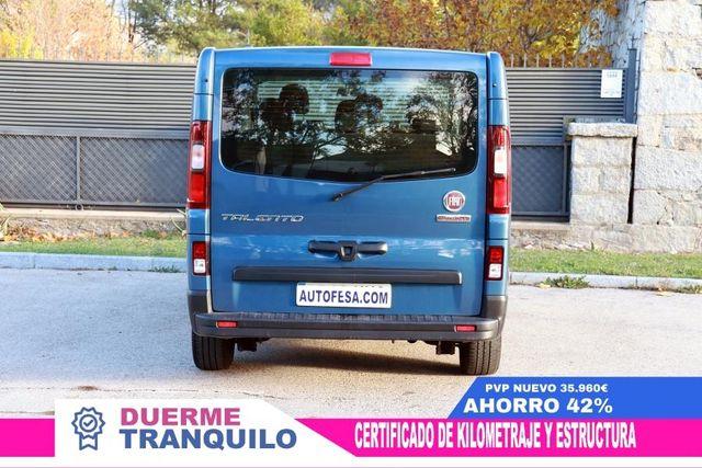 Fiat Talento 1.6 EcoJet 145cv 9 Plazas S/S 5P