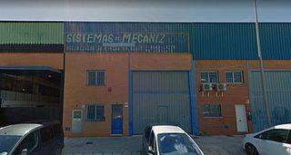 Nave industrial en alquiler en Aldaia