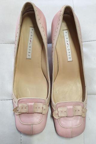 Zapatos marca Pura López talla 41
