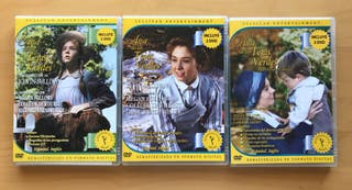 Ana de las Tejas verdes (DVD - serie completa)