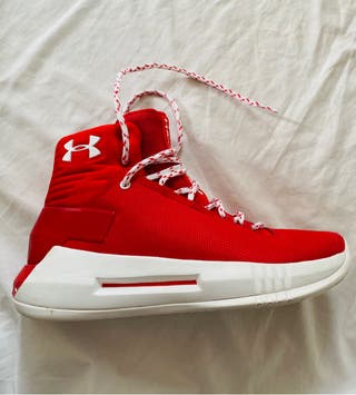 Zapatillas de baloncesto niño Under Armour