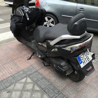 DAELIM S3 TOURING - MOTO 125cc