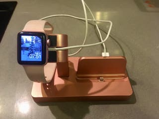 Apple Watch 38 Serie 2 Rosa