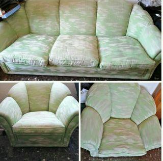 3 sillones por 150€. En buen estado