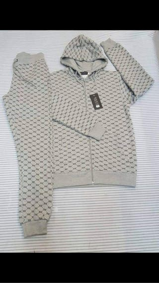 Tracksuit selection