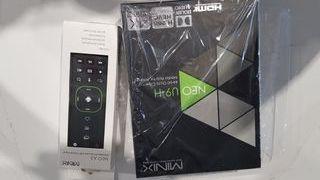 Minix NEO U9 - H TV Box + MINIX A3 Air Mouse Octa