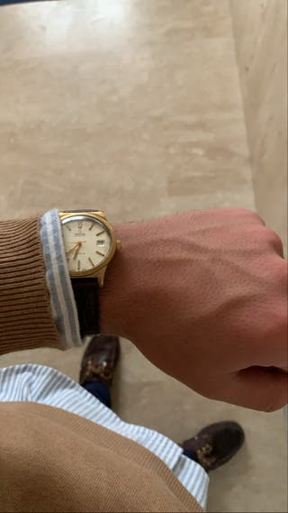 Omega Geneve 1960's watch