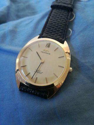 Reloj suizo mecanico Technos procedente de stock