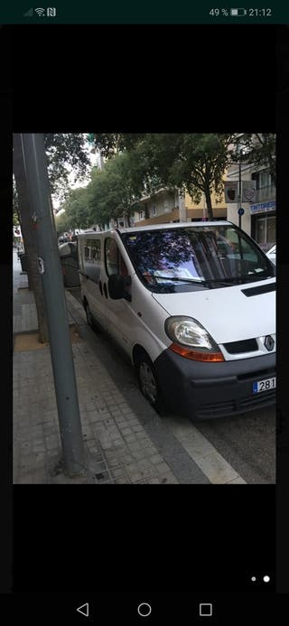 Renault Trafic 2004