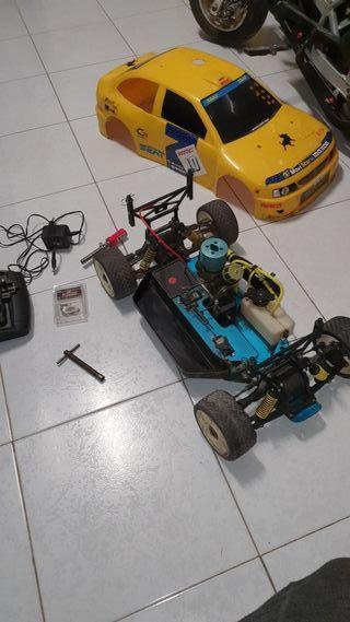Coche Rc Gasolina